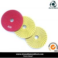 Buy cheap Grinder Polishing Pads for Marble from wholesalers