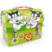 Buy cheap Beatiful lunch tin box from wholesalers
