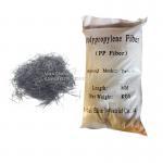 Buy cheap 19mm 3/4 Concrete Reinforcement Fiber Virgin Homopolymer Polypropylene Macro Fiber Monofilament from wholesalers