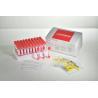 Buy cheap 10mL 8ml 5ml PET Ethylene Oxide Sampling Tube With Screw Cap from wholesalers