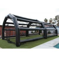 Buy cheap Durable PVC Outdoor Inflatable Tent / Baseball Inflatable Batting Cages from wholesalers