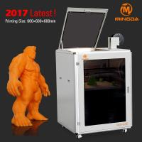 Buy cheap 600*600*600mm large size 3d printer for industrial with high precision from wholesalers