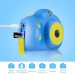 Buy cheap CMOS Sensor Mini Kids Digital Camera 8MP 1080P HD 600mAh Rechargeable Battery from wholesalers