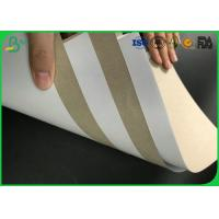 Buy cheap FSC Certificated 250g 300g 350g 400g 450g Waterproof One Side Coated Duplex Paper from wholesalers