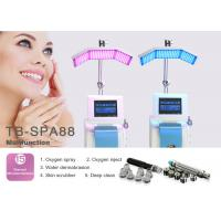 Buy cheap Multifunctional Diamond Microdermabrasion Machine Skin Spa System For Reducing Age Spots Wrinkle Removal from wholesalers
