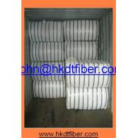 Buy cheap 15D recycled polyester staple fiber colored,dyed PES fiber from wholesalers