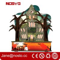 Buy cheap DIY Kit 3D Puzzle Halloween Decoration with Lights Board Game product