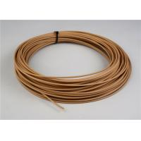 Buy cheap 1.75mm Wood 3D Printer Filament Light Brown  , 3D Printer Material product
