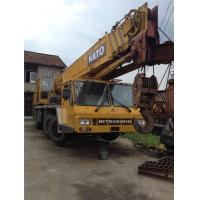 Buy cheap kato 50ton used crane for sale from wholesalers