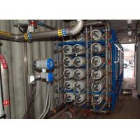 Buy cheap Mobile Seawater RO Plant in container for potable water , RO water treatment from wholesalers