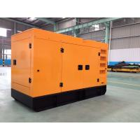 Buy cheap 30kva cummins diesel generator set with soundproof canopy enclosure (4BT3.9G1)GDC30*S from wholesalers