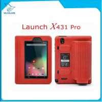 Buy cheap 100% original diagnostic scan tool Launch X-431 pro Wifi/Bluetooth function Replace diagun 3 from wholesalers
