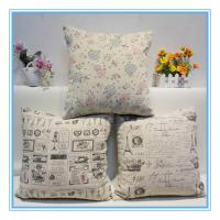 Buy cheap Custom sublimation printed pillow cover from wholesalers