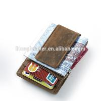 Buy cheap Design your own cute wallet credit card holder with money clip from wholesalers