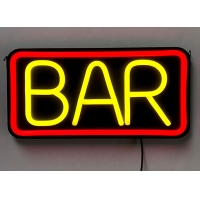 Buy cheap Customized Led Sign Light BAR Neon Sign For Shop, Bar, Store, Home Decoration 40*20cm from wholesalers