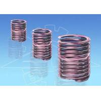 Buy cheap High precision, smooth surface of the lock wire screw thread inserts from wholesalers