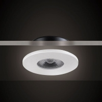 Buy cheap Round Shape 6W Undermount LED Cabinet Lights Warm White 2700K from wholesalers