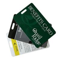 Buy cheap ID badge card, transparent card, business card,discount card,photo card,smart card from wholesalers