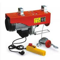 Buy cheap Mini Electric Hoist from wholesalers