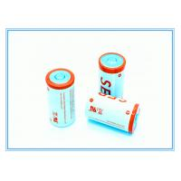 Buy cheap Customized 2/3A Li SOCL2 Battery ER17335 3.6 Voltage 1900mAh For Miner Light from wholesalers