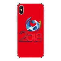 Buy cheap 10PCS MOQ OEM/ODM World Cup Printing Phone Case For iPhone X 8 Plus Protector Mobile Cover Printed TPU Case from wholesalers