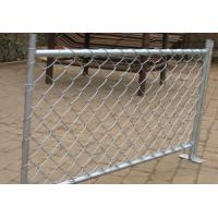 plastic chain link fence/ galvanized chain link fence netting