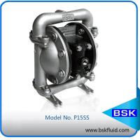 Buy cheap Air Flow Stainless Steel Diaphragm Pump Small Size For Sodium Hydroxide from wholesalers