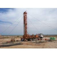 Buy cheap Mud Positive Circulation Truck Mounted Drill Rig For Geological Exploration from wholesalers