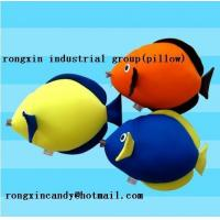 Buy cheap Fish Shape Microbeads Pillow Cushion from wholesalers