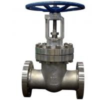 Buy cheap Welded Connecting Ductile Iron Gate Valve Non Rising Stem Type from wholesalers