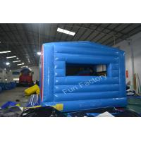 Buy cheap Huge Colored Kids Bounce House Fire Retardant With Digital Printing from wholesalers