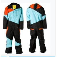 Buy cheap One Piece men windbreaker snowproof snowboard suit,ski jumpsuit from wholesalers