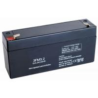 Buy cheap Public fire safety FM battery, 6v 3.2ah Emergency Lighting Battery Replacement product