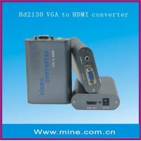 Buy cheap Professional VGA To HDMI Converter with Low Price from wholesalers