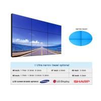 samsung 55 inch shopping mall narrow bezel led video wall tv