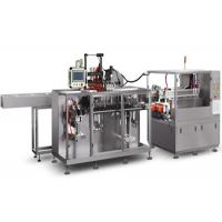 Buy cheap Horizontal Linear Automatic Vacuum Packing Machine Double Output Vacuum Packaging Equipment from wholesalers