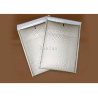 Buy cheap White Light Shield Bubble Cushioned Mailers , Anti Rub Bubble Wrap Envelopes from wholesalers