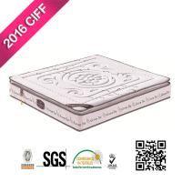 Buy cheap Special Design Luxury Pillow Top Vacuum Standard Hotel Mattress Factory | Meimeifu Mattress from wholesalers
