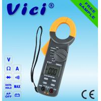 Buy cheap DM201 digital 3 1/2 digits clamp meter data hold from wholesalers