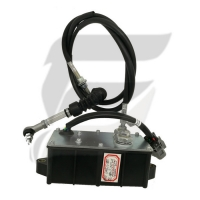 Buy cheap 523-00006 Excavator Throttle Motor For Daewoo Doosan DH200-5 DH220-5 DX225 product