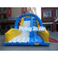 Buy cheap Customized Pvc Children Recreation Inflatable Slide with Blower for Outdoor Game from wholesalers