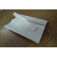 Buy cheap Prefab Houses Kitchen PVC Skirting Board For Walls Maintenance Free from wholesalers
