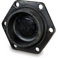 Buy cheap Mechanical Joint Cast Iron Pipe Fittings Short Body Tapped Cap Solid Plug product