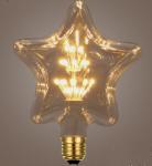 Buy cheap Festival Bar Restaurant beautiful LED tube decorate star Retro bulb Party lamp TL103 from wholesalers
