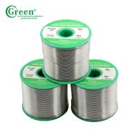 Buy cheap OEM Soldering Wire Material 63% Lead 37% 0.3 - 2mm Tin Lead Alloy from wholesalers