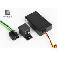 Buy cheap Diagnostic Function Gps Vehicle Tracker , Real Time Gps Tracking Device For Cars from wholesalers