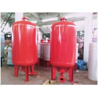 Buy cheap Excellent Sealability Diaphragm Pressure Tank , Pressurized Water Storage Tanks from wholesalers