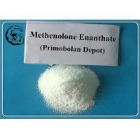 Buy cheap Fastest Muscle Building Supplement Methenolone Enanthate CAS 303-42-4 White powder from wholesalers
