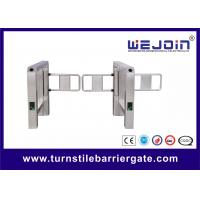 Buy cheap Traffic light  Swing Barrier Gate for Pedestrian With Dry Contact Interface from wholesalers