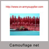 Buy cheap Wholesale China Outdoor Military Anti IRR Radar Multi-spectral Camouflage net from wholesalers